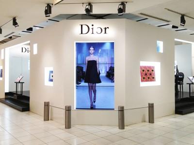 Dior ISETAN The Stage event2