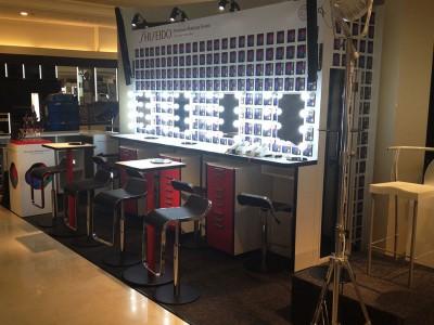 SHISEIDO Premium Makeup Event Umeda Hankyu2